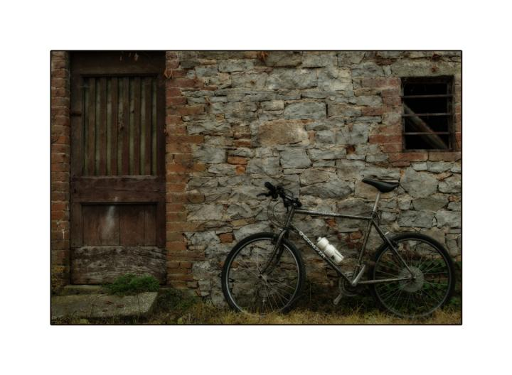 Tuscany, Italy Bicycle