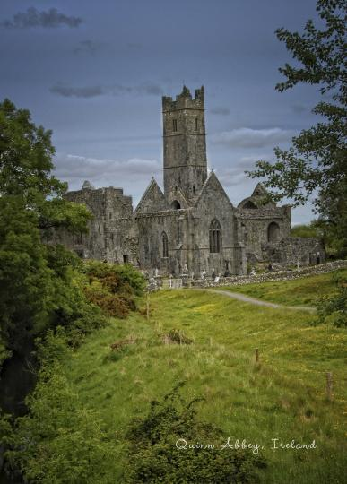 Quinn Abbey, Ireland
