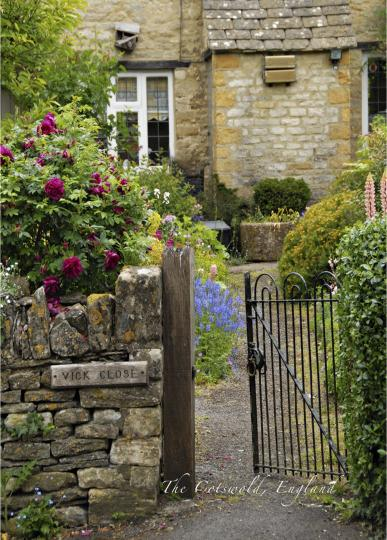 Cotswolds, England 1